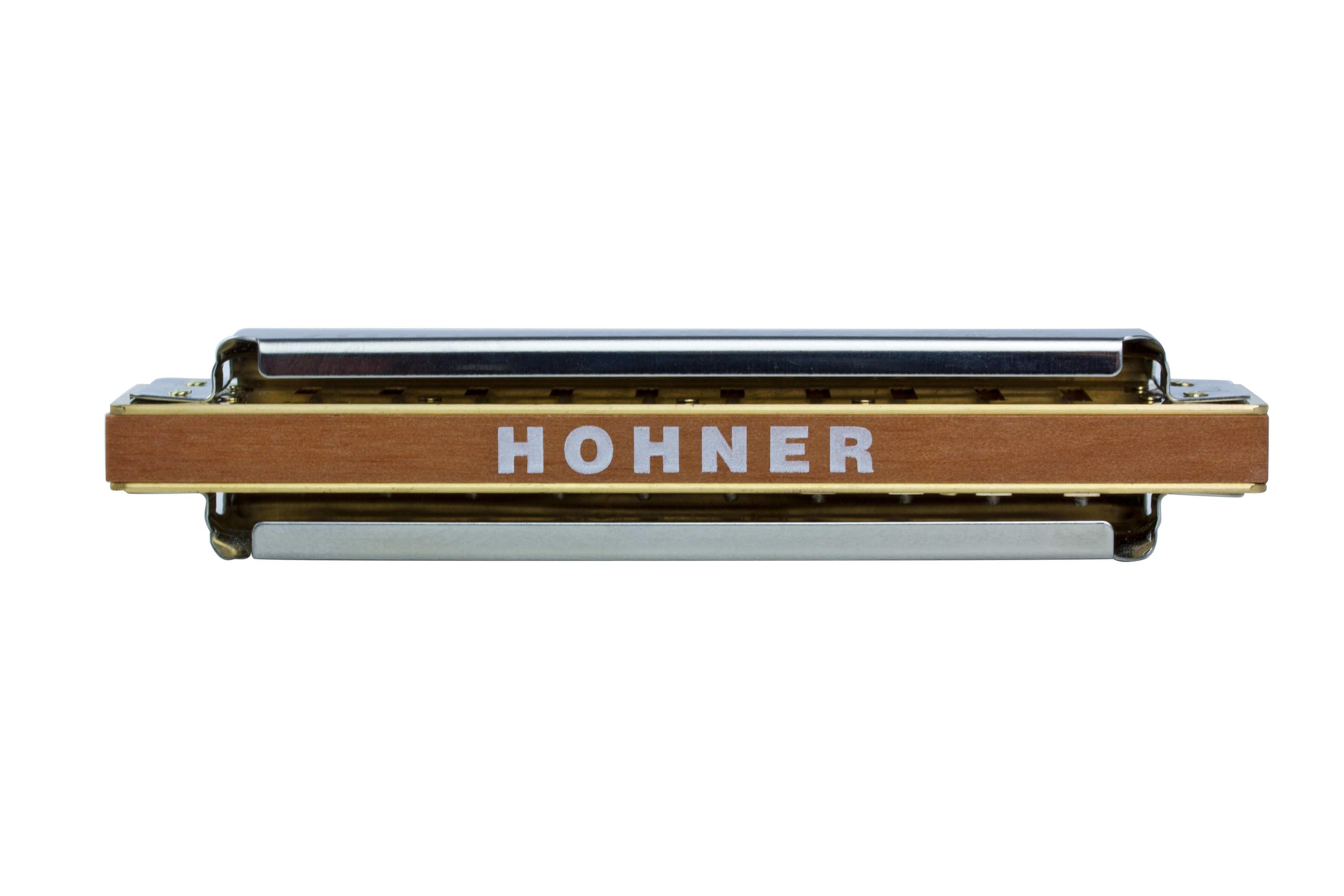 The original blues harmonica: HOHNER - enjoy music