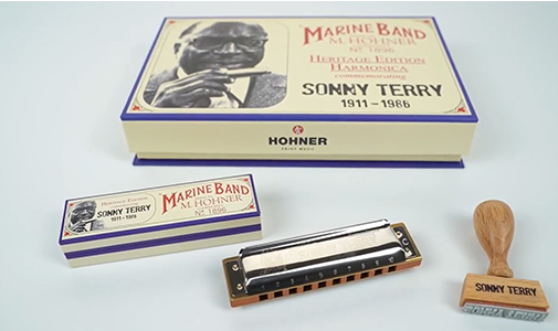 Sonny Terry Heritage Edition